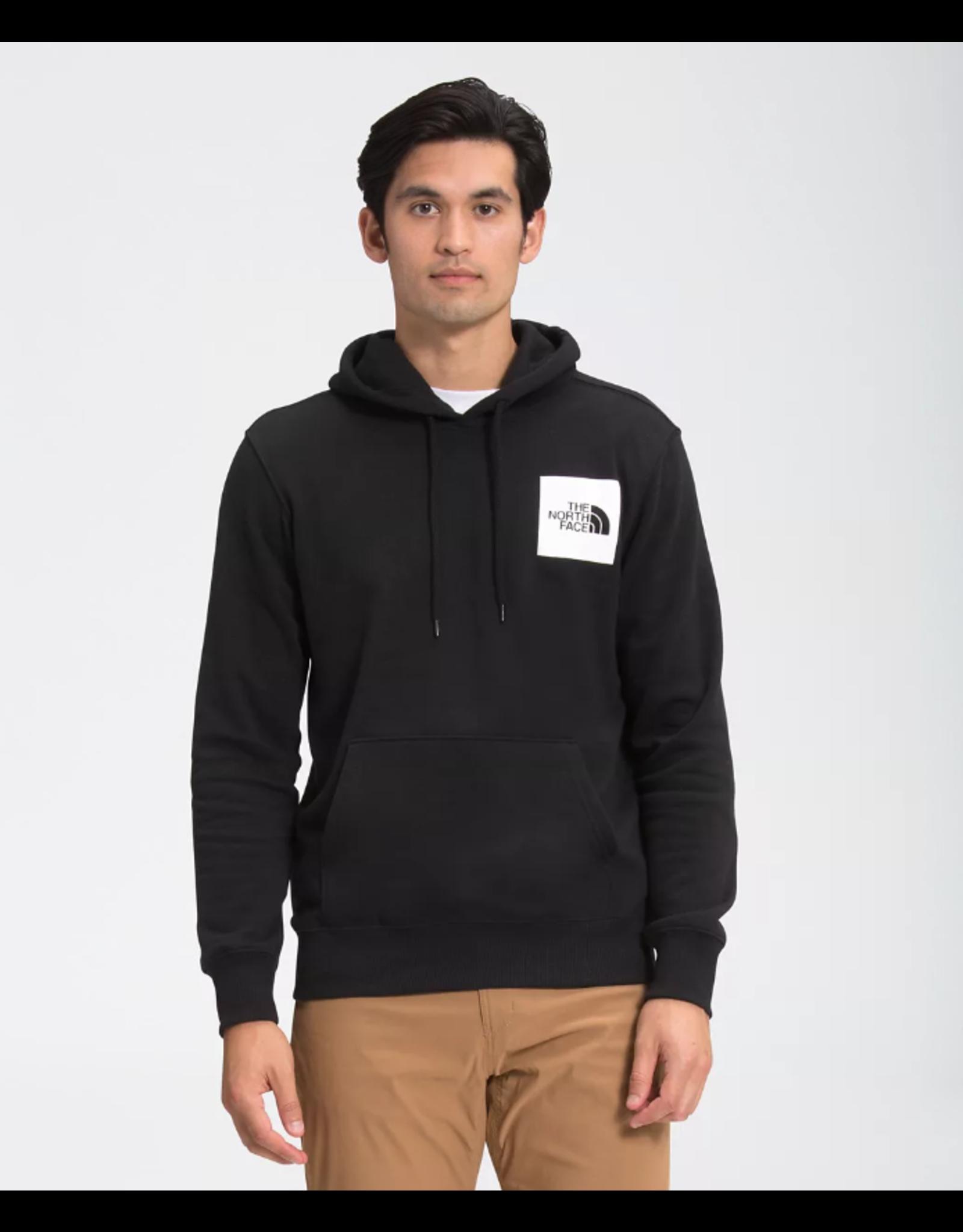 NORTHFACE Fine hoodie black