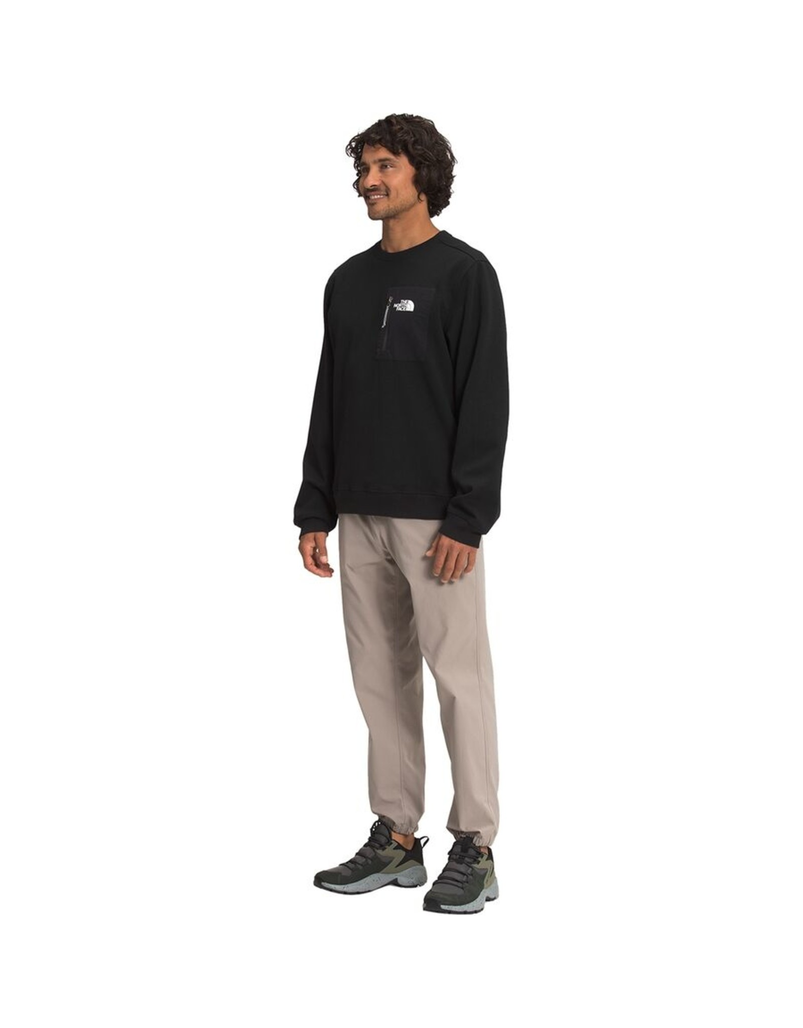 NORTHFACE Tech Crew Black