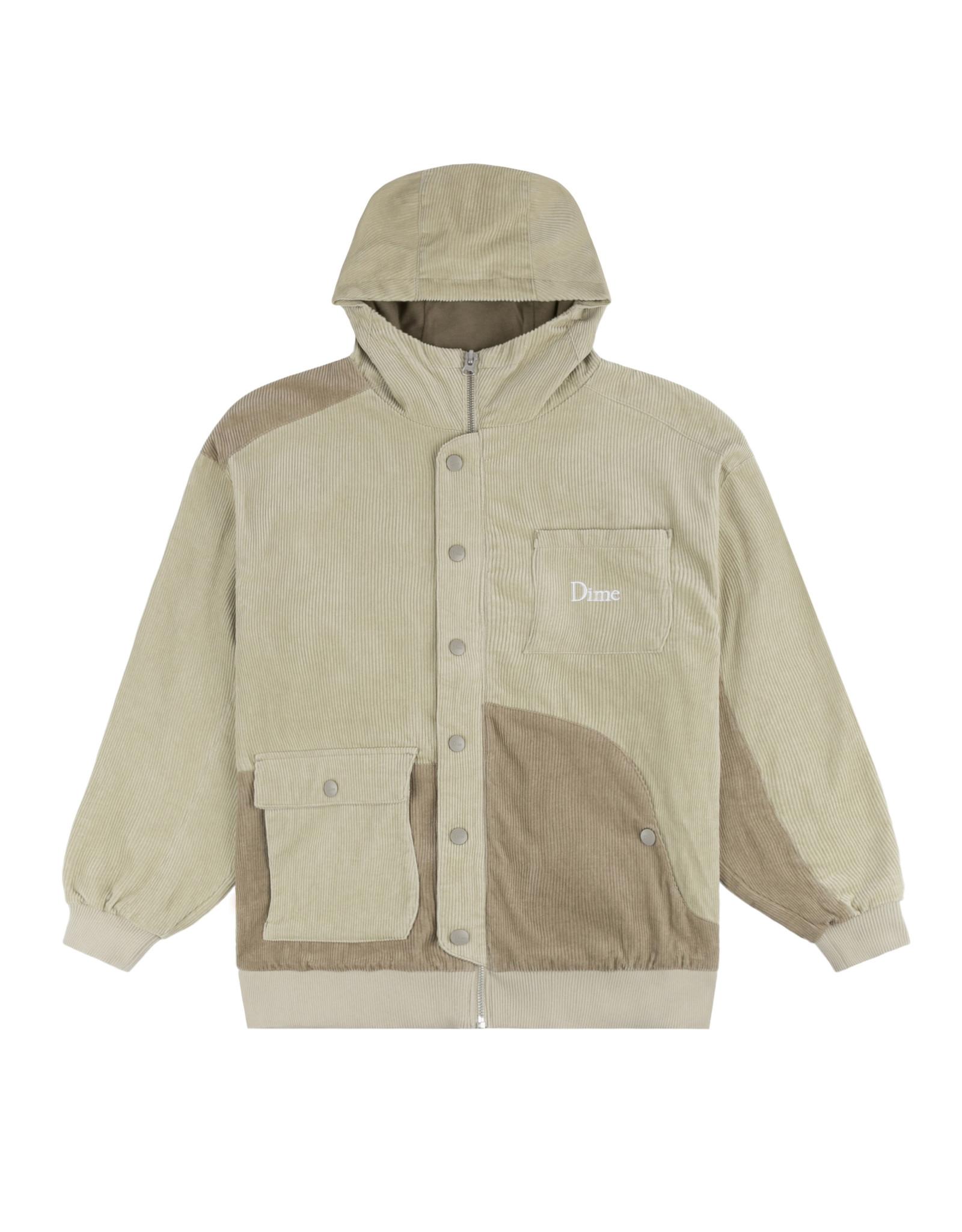 DIME cordura hooded jacket