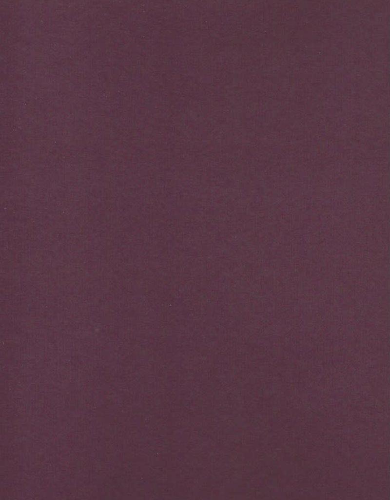 "Awagami Shin Inbe, Bordeaux, 21"" x 31"", 105gsm"
