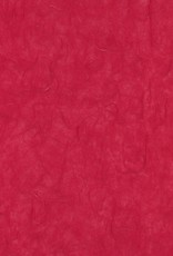 "Thai Unryu, Red, 25"" x 37"""