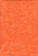 """Thai Unryu, Orange, 25"""" x 37"""""""