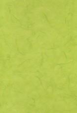 """Thai Unryu, Lime Green, 25"""" x 37"""""""