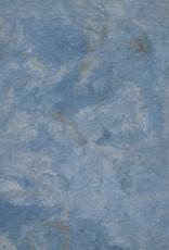 "Mexico Amate Paper Dark Blue, 15"" x 23"""