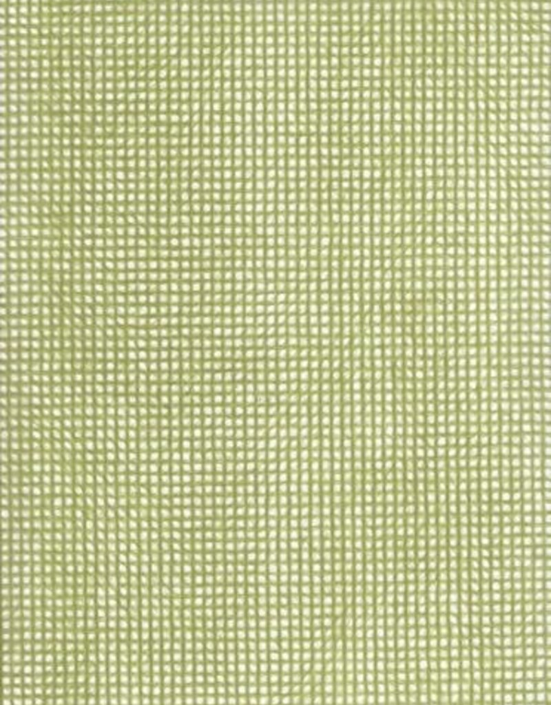 "Japanese Amime Lace Green, 21"" x 31"""