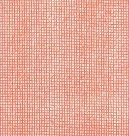 "Japan Amime Lace Orange, 21"" x 31"""