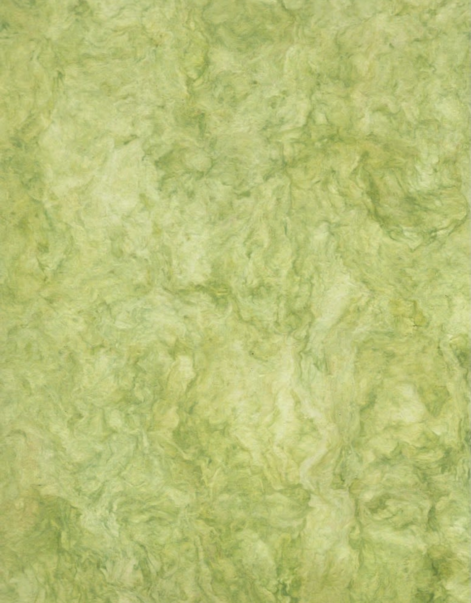 """Amate Paper Yellow Green, 15"""" x 23"""""""