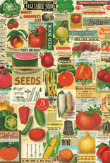 "Cavallini Garden Ephemera, Poster Print, 20"" x 28"""