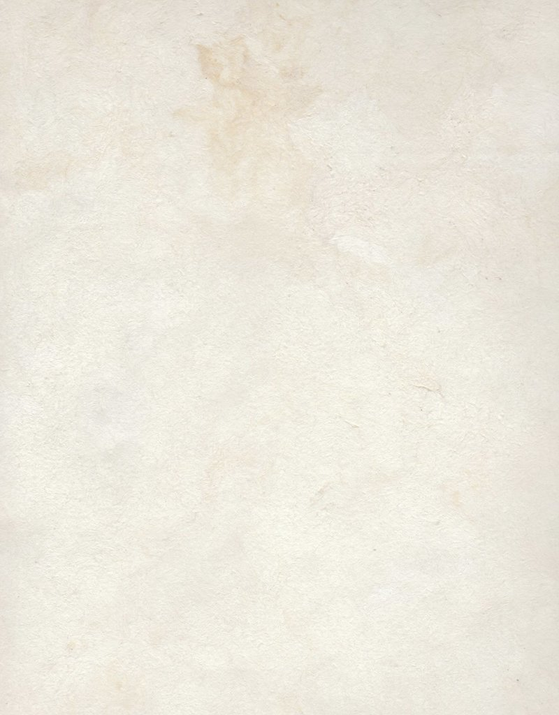 """Amate Paper Ivory, 15"""" x 23"""""""