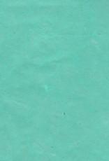 """Lokta Aqua, 20"""" x 30"""", 60gsm"""