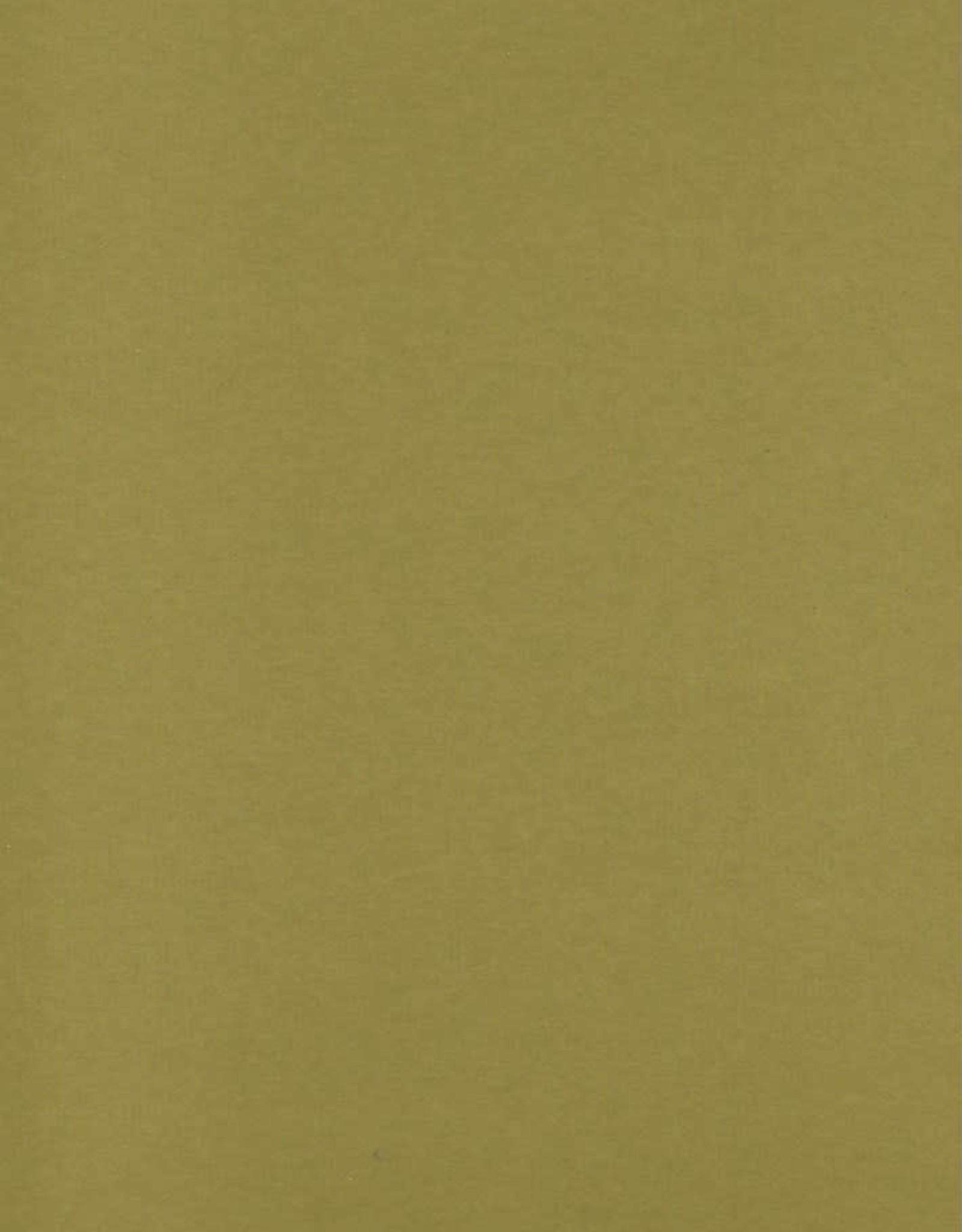 "Awagami Shin Inbe, Olive, 21"" x 31"", 105gsm"