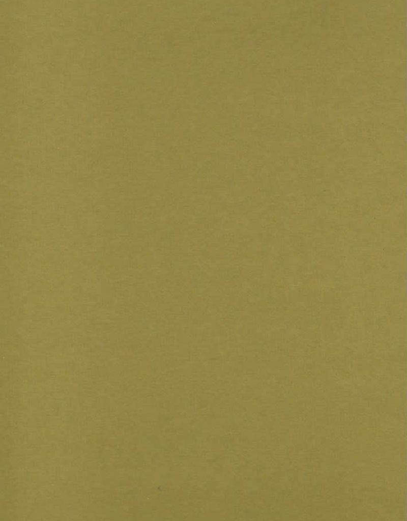 "Japan Awagami, Shin Inbe, Olive, 21"" x 31"", 105gsm"
