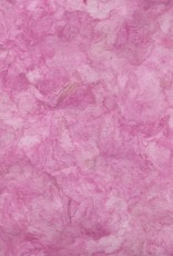 """Mexico Amate Paper Pink (Dark Rose), 15"""" x 23"""""""
