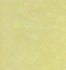 "Lokta Chartreuse, 20"" x 30"", 60gsm"