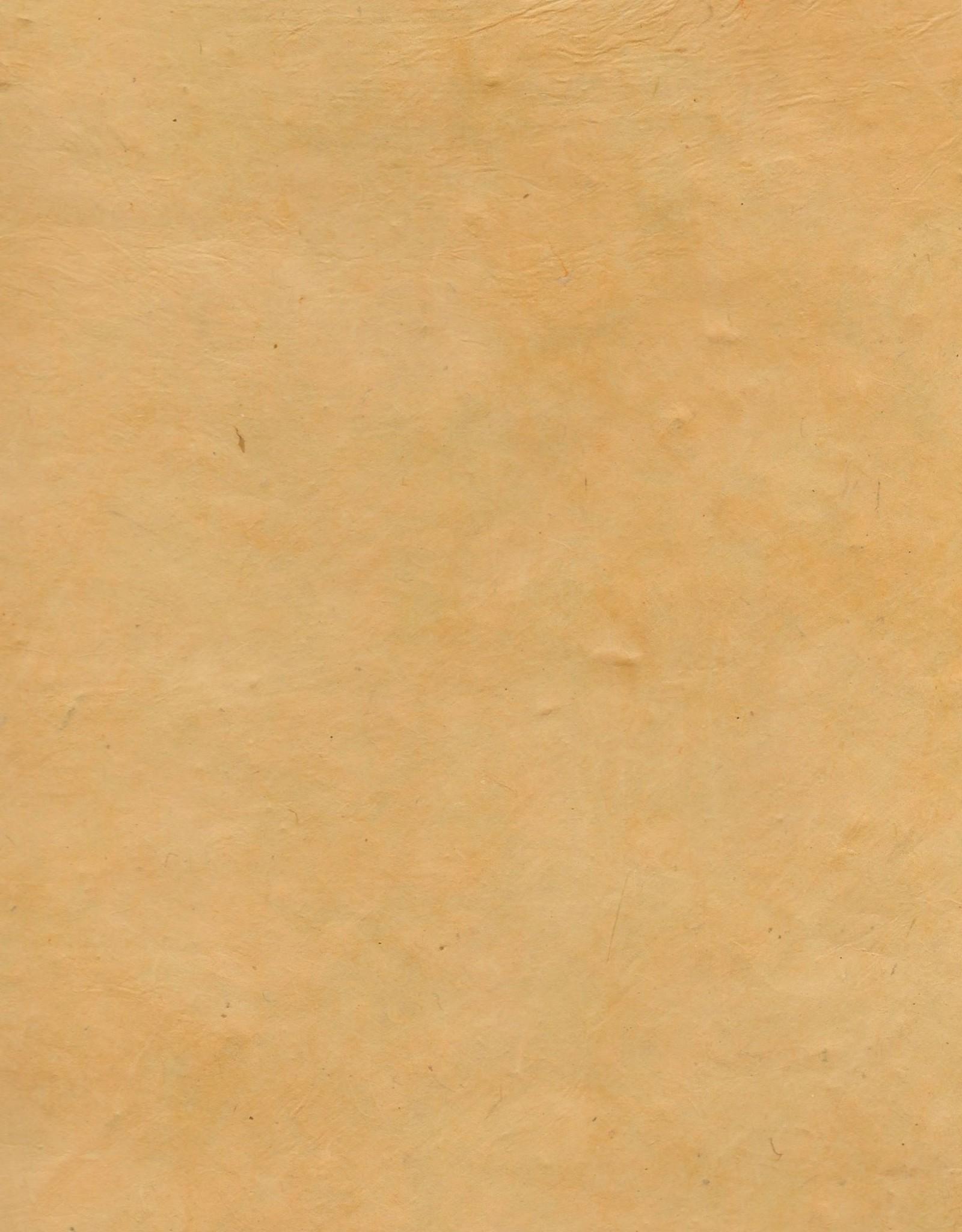 """Lokta Goldenrod, 20"""" x 30"""", 60gsm"""