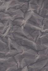 """Lokta Himalayas, Cave Gray, 19"""" x 29"""" 60gsm"""