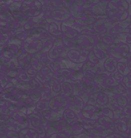 """Lokta Mehndi Purple, 20"""" x 30"""""""