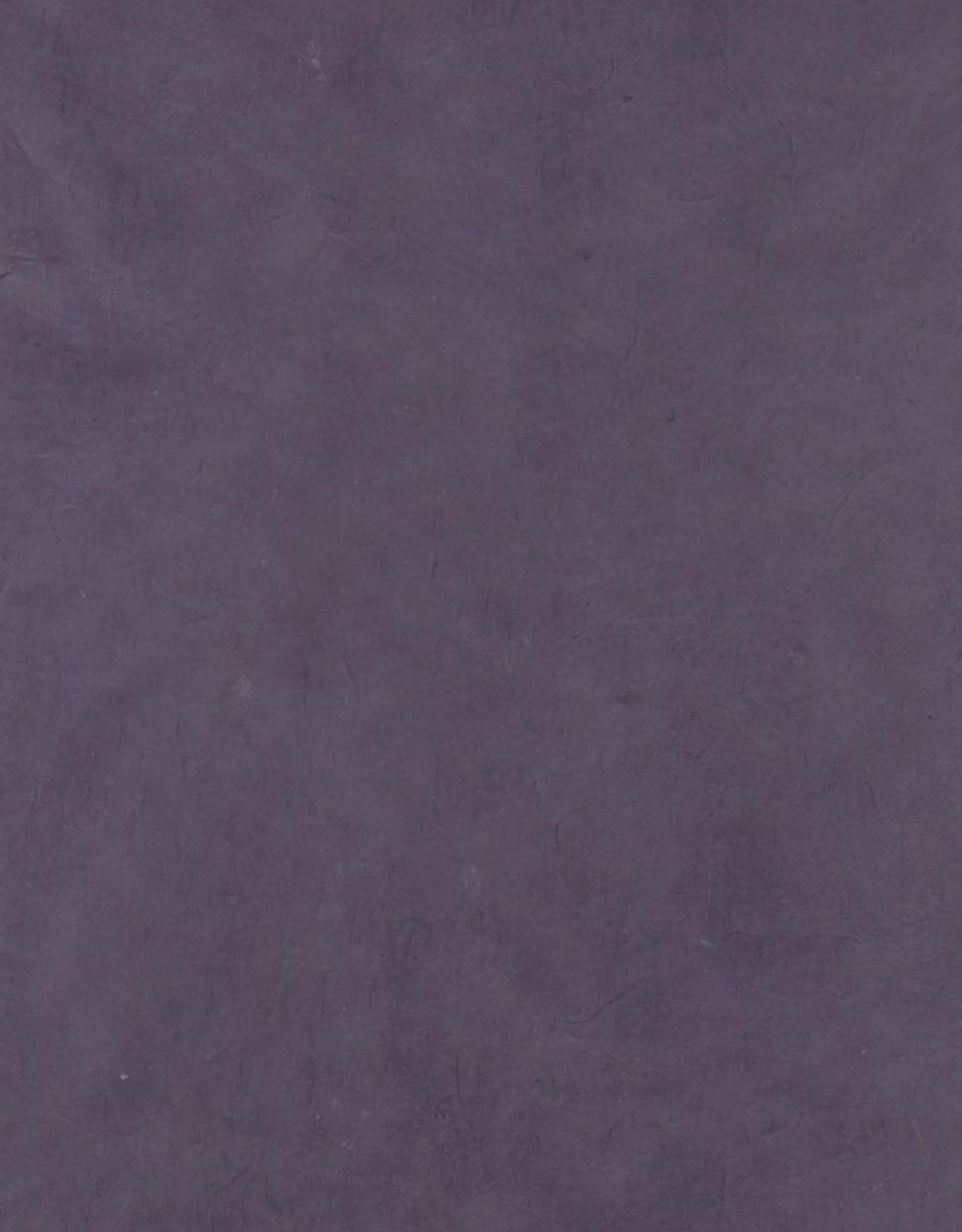 "Lokta Midnight Blue, 20"" x 30"", 60gsm"