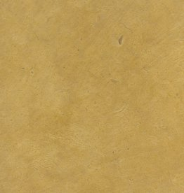 "Lokta Mustard, 20"" x 30"", 60gsm"