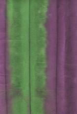 """Lokta Rangichangi, Purple and Lime, 19"""" x 29"""" 60gsm"""