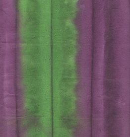 "Lokta Rangichangi, Purple and Lime, 19"" x 29"" 60gsm"