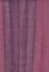 "Lokta Rangichangi, Raspberry and Purple, 19"" x 29"""