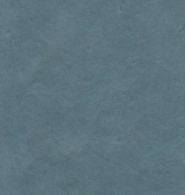 "Lokta Stonewashed Blue, 20"" x 30"", 60gsm"