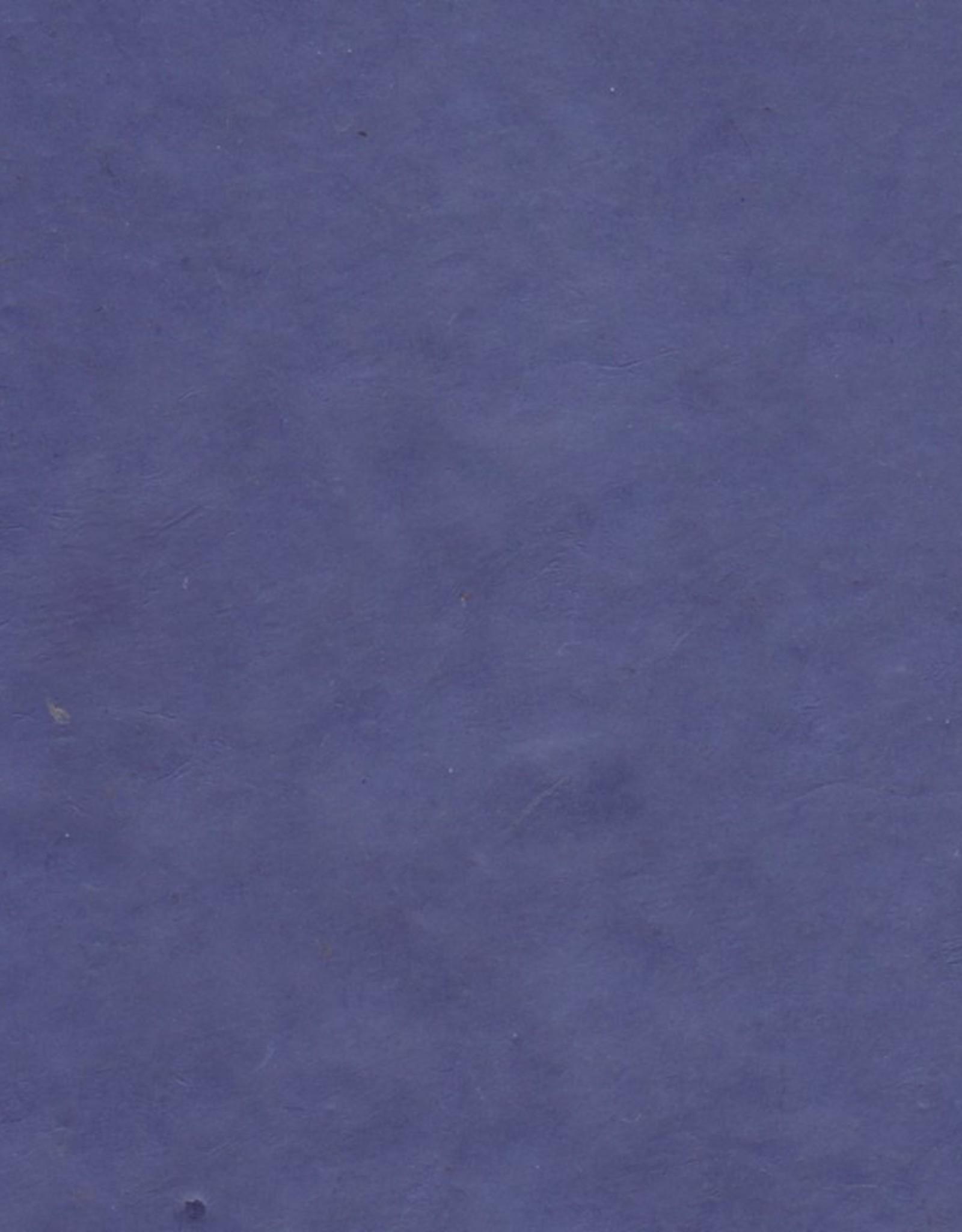 "Lokta Ultra Blue, 20"" x 30"", 60gsm"