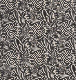 """Lokta Zebra Paper, 22"""" x 30"""""""