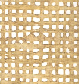 "Amate Weave Butterscotch, 15"" x 23"""