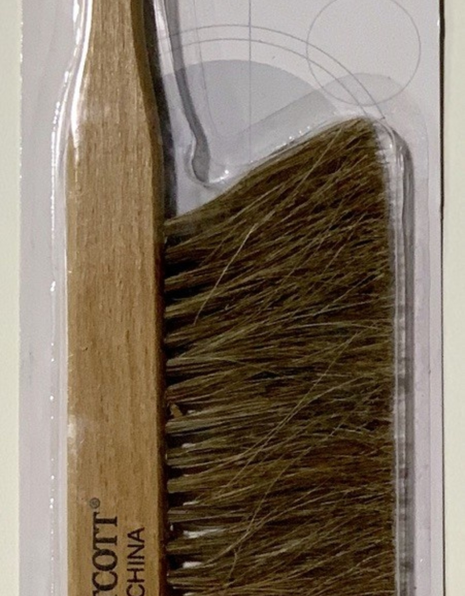 """Professional Drafting Dusting Brush, 14"""" with 2"""" long bristles"""
