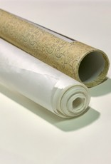 """Chinese Mulberry Roll, Natural White 38"""" x 11 yards, 30 gsm"""