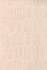 "Thai Lace Stonehenge Cream, 25"" x 37"""