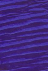 "Electric Zigzag, Ultra Blue, 20"" x 30"""