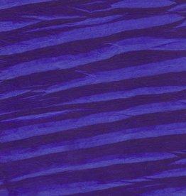 "Nepal Electric Zigzag, Ultra Blue, 20"" x 30"""