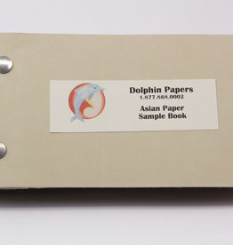 Dolphin Asian Papers, Sample Book