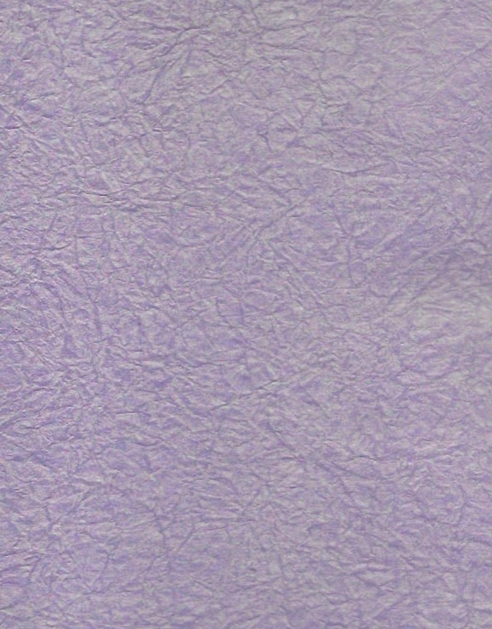 """Hindumomi Crinkle Metallic Lilac 22"""" x 30""""  200 gsm"""