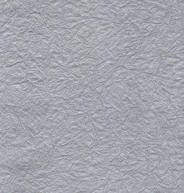 "India Hindumomi Crinkle Silver, 22"" x 30""  200 gsm"