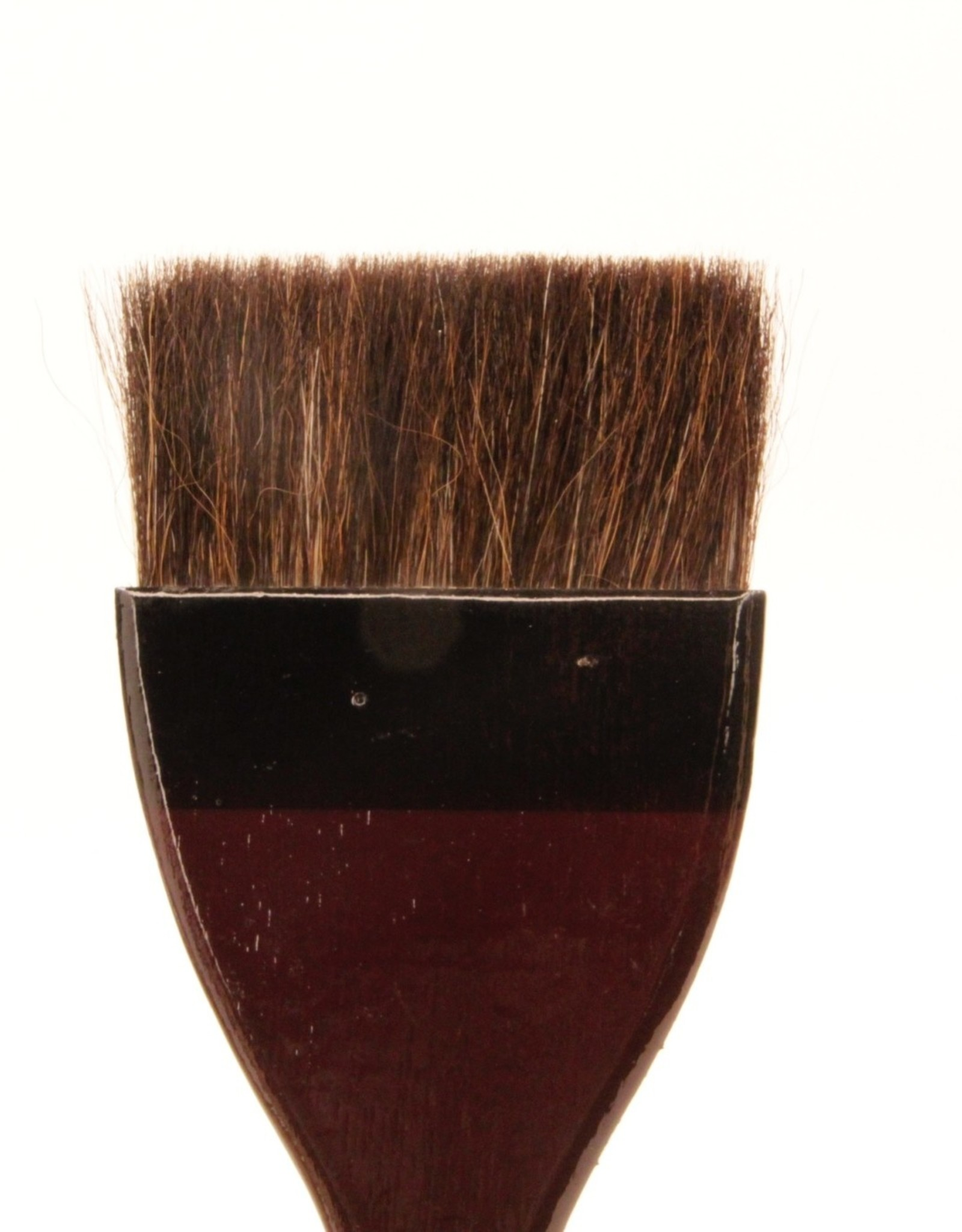 "Yasutomo Hake Samba 2.5"", High Quality Wash Brush"