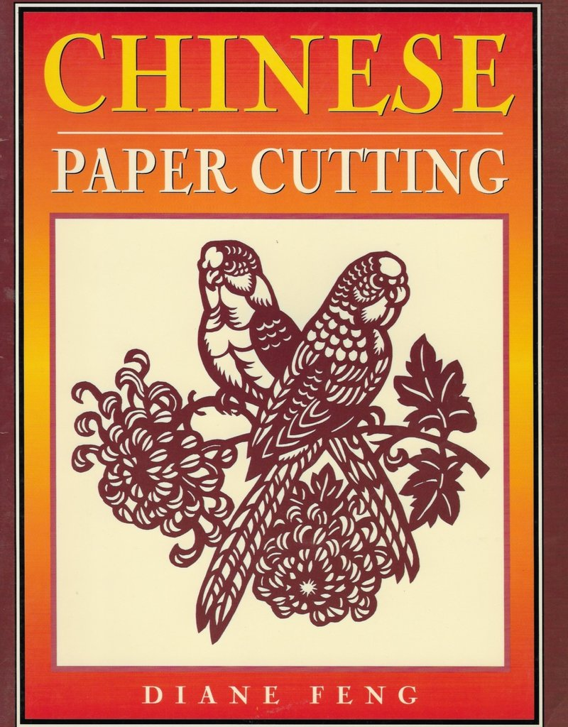 China Chinese Paper Cutting, Sale Book
