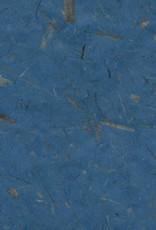 "Thai Banana Blue, 25"" x 37"""
