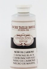 Charbonnel, Etching Ink, Carbon Black, Series 2, 60ml, Tube