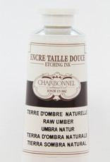 Charbonnel, Etching Ink, Raw Umber, Series 2, 60ml, Tube