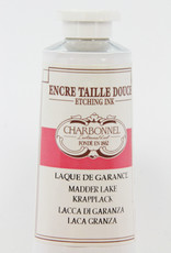 Charbonnel, Etching Ink, Madder Lake, Series 5, 60ml, Tube