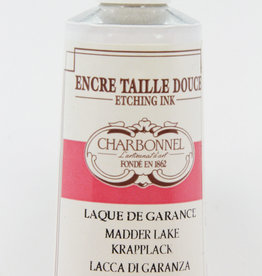 France Charbonnel, Etching Ink, Madder Lake, Series 5, 60ml, Tube