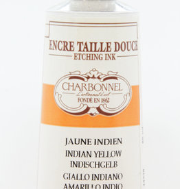 France Charbonnel, Etching Ink, Indian Yellow,  Series 4, 60ml, Tube