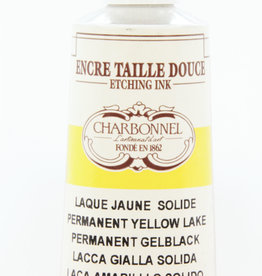 Charbonnel, Etching Ink, Permanent Yellow Lake, Series 4, 60ml, Tube