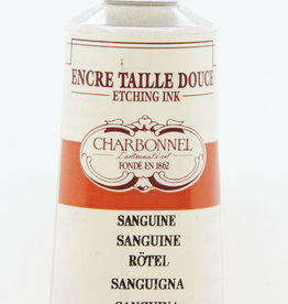 Charbonnel, Etching Ink, Sanguine, Series 2, 60ml, Tube