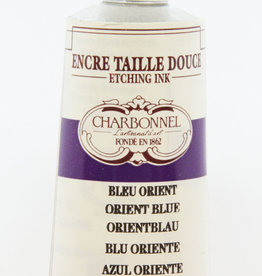 France Charbonnel, Etching Ink, Orient Blue, Series 3, 60ml, Tube