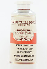 Charbonnel, Etching Ink, Vermilion Red, Series 4, 60ml, Tube